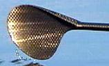 High Modulus Round scull spoon