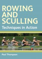 Rowing and Sculling DVD
