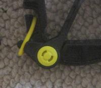 MK1 Pivot mechanism close up