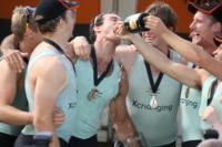 Champagne and medals