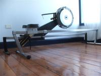 Rear leg and seat comparison of Indoor Sculler and Rowperfect