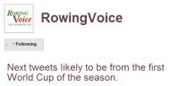 Rowing Voice tweets