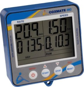 HC coxless speed measurement rowing