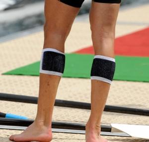 Calf Skins protect from slide bites