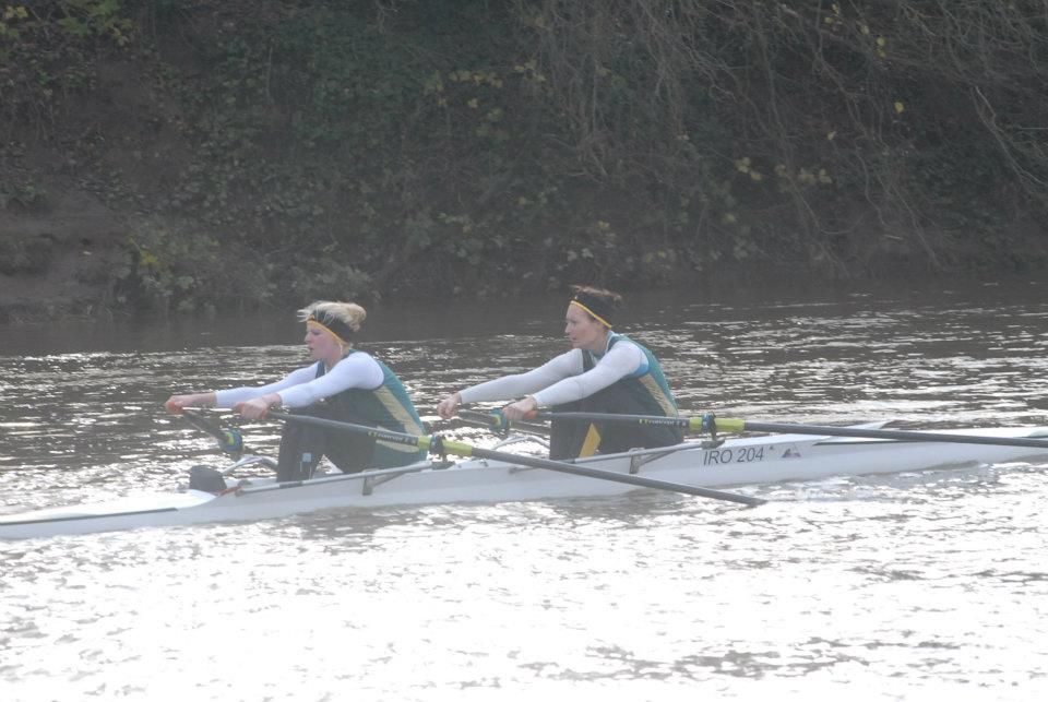 Ruth James (Bow Seat)