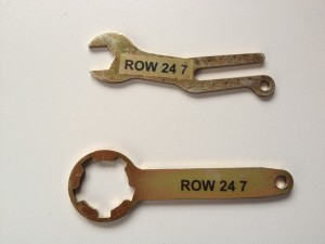 Coach's wrench set