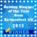 Rowing Blogger of the Year Winner