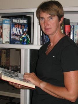 rowingchat guest Marlene Royle