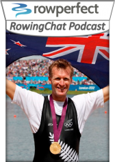 Mahé Drysdale - Interviewee on RowingChat