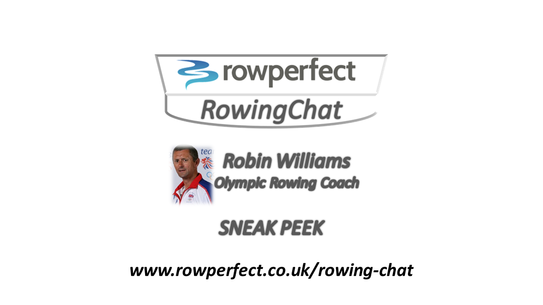 RowingChat with Robin Williams