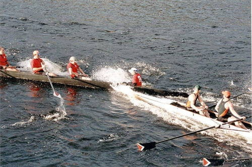 Coxswain Crash