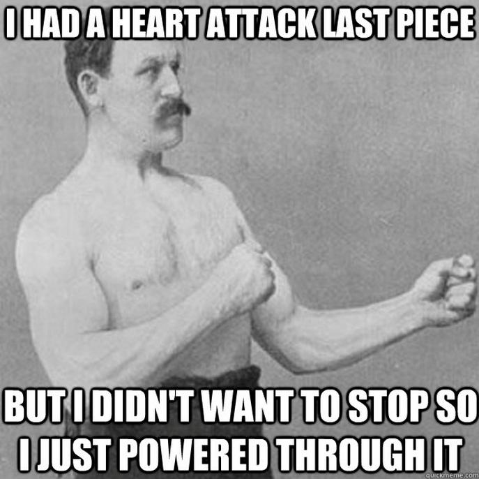 Heart Attack Last Piece