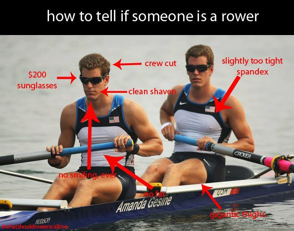 How To Tell If Someone Is A Rower
