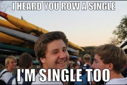 I'm single too