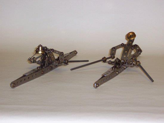 Iron Man (Meccano Rowers)