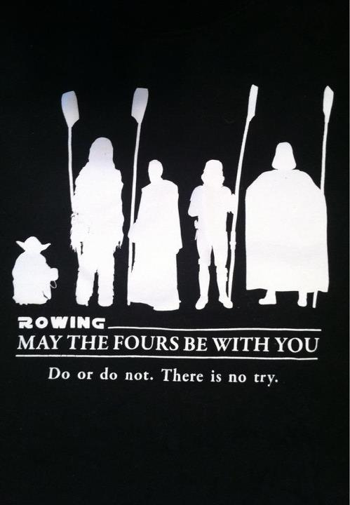 May The Fours Be With You