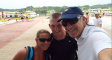 USA Adaptive coach, Brad Alan Lewis in Korea