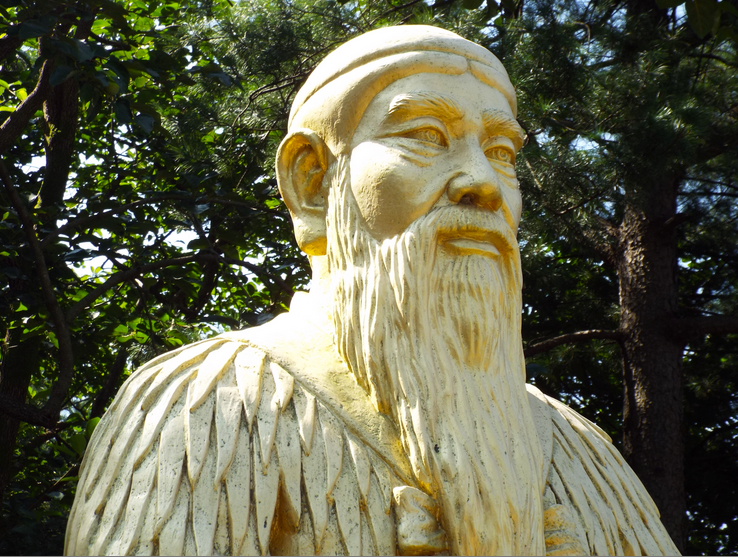 statue dude