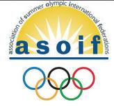 ASOIF Olympic logo
