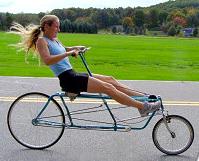 Kontech rowing bike