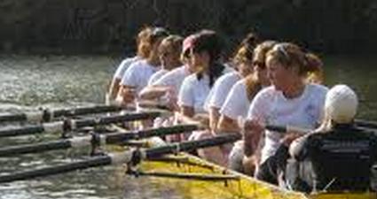 rowing eight crew