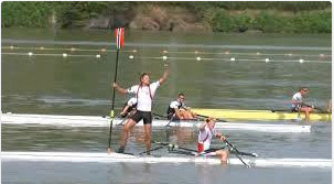 Norwegian Mens Double Scull