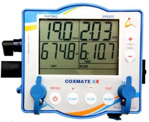 The Coxmate SX: First Coxwain Amplifier With GPS.