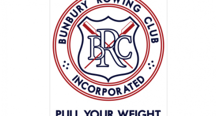 Bunbury Rowing Club logo