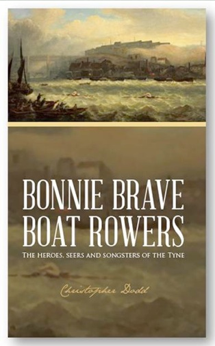 Bonnie Brave Boat Rowers by Chris Dodd