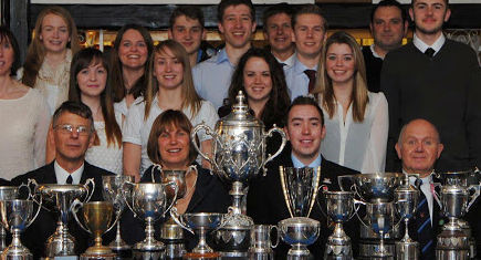 BTC Rowing Club 2012 sponsored by Rowperfect