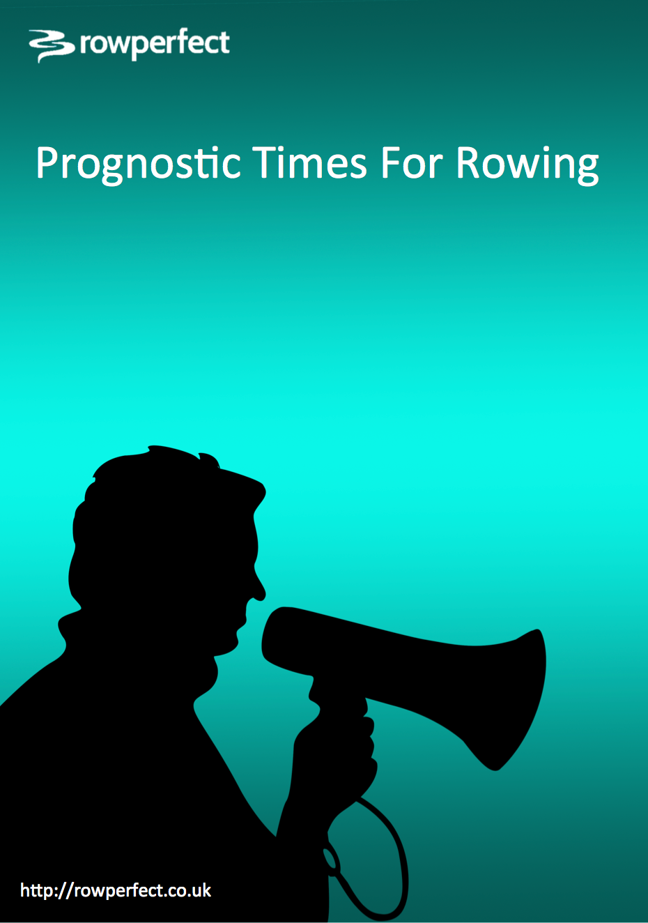 Prognostic Times For Rowing Title page