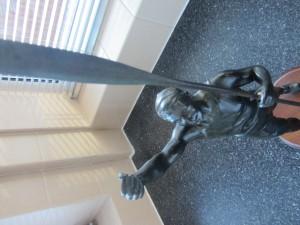 The unknown oarsman 004