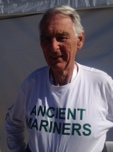 Ancient Mariners rowing club, John James
