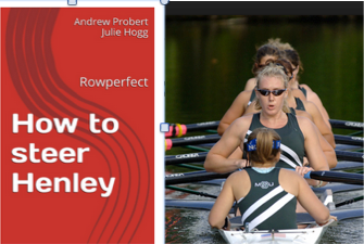 How to steer Henley coxswain rowing