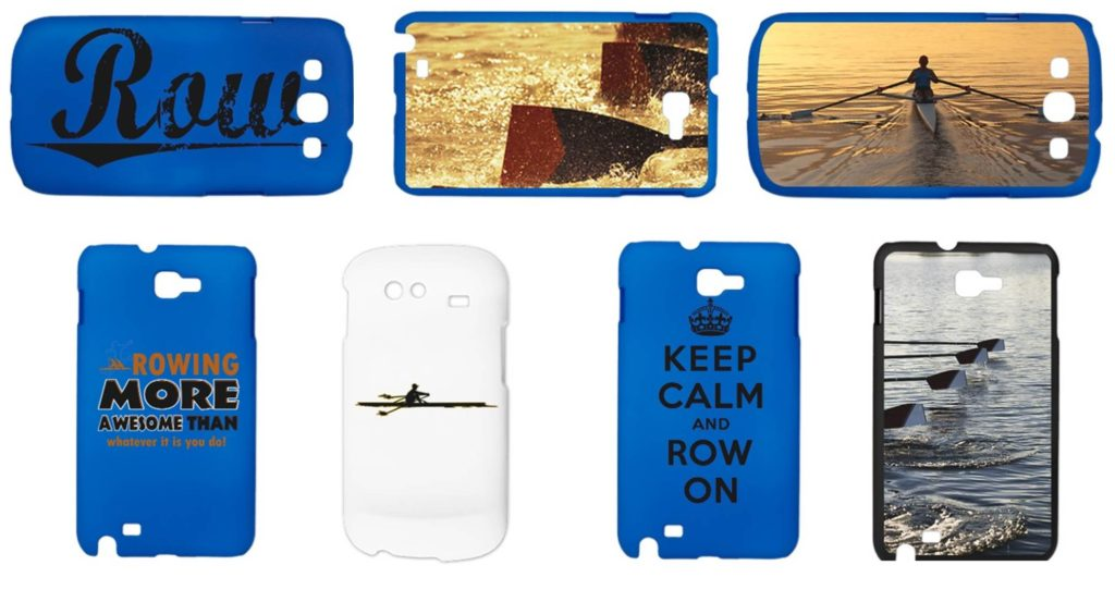 Android & Samsung Phone Rowing Cases - Rowperfect