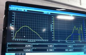 Rowperfect Force curve W2-