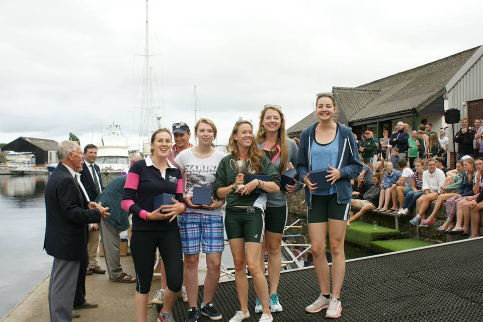Exeter Regatta sponsored by Rowperfect