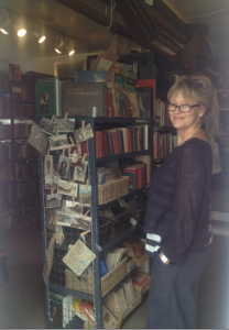 Diana Cook - Rowing Bookseller