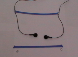 Headphone Snap Strap