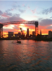 Rowing in Cleveland OH