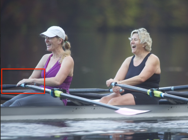 Sculling with long finger nails - ladies only! • Rowperfect UK
