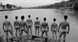 Les Dieux d'Aviron naked rowing calendar 2015