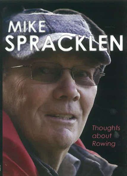 The Spraklen Philosophy DVD front cover rowing