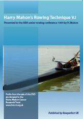 Harry Mahon's rowing technique DVD