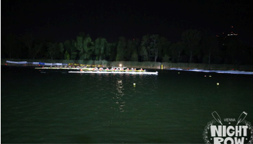 Rowing in the Dark in Vienna