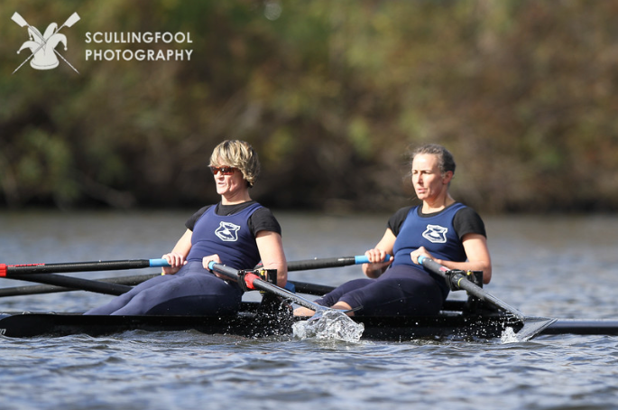 Tonia Williams and Rebecca Caroe HOCR 2014 [credit: Sculllingfool]