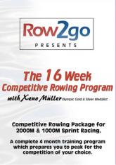 Xeno Muller 16 week competitive erg program
