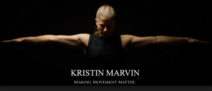 Kristin Marvin - exercise physiologist with Rowperfect