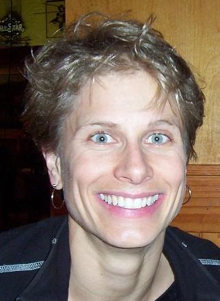 Kristin Marvin, movement specialist