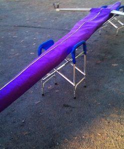 Purple Rowing Boat Bag